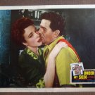 DP45 Under My Skin JOHN GARFIELD Orig 1950 Lobby Card
