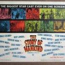 DV41 Story Of Mankind MARX BROTHERS '57 Lobby Card