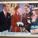 DW07 Barkleys Of Broadway ASTAIRE & ROGERS Lobby Card