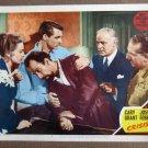 DW13 Crisis CARY GRANT/JOSE FERRER 1950 Lobby Card