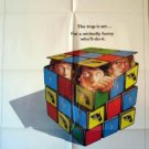 DJ48 Deathtrap CHRISTOPHER REEVE One Sheet Poster