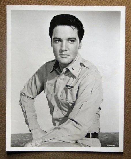 DK01 KISSIN' COUSINS Elvis Presley MINT orig 8x10 still