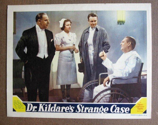 CX10 Dr Kildare's Strange Case LIONEL BARRYMORE LC