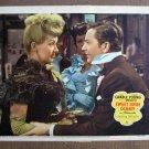 CU38 Sweet Rosie O'Grady BETTY GRABLE/YOUNG Lobby Card