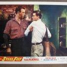 CW37 Steel Fist RODDY McDOWALL Orig 1952  Lobby Card