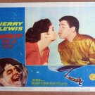 DD44 Visit To A Small Planet JERRY LEWIS '60 mint LC