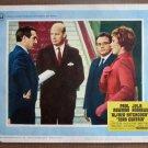 DI37 Torn Curtain JULIE ANDREWS/HITCHCOCK Lobby Card