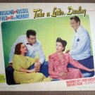 EF38 Take A Letter ROSALIND RUSSELL 1942 Lobby Card