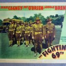 EH17 Fighting 69th JAMES CAGNEY/MORGAN 1940 Lobby Card