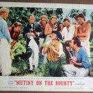 EU29 Mutiny On The Bounty MARLON BRANDO 1962 Lobby Card