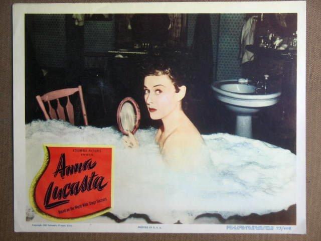 FC02 Anna Lucasta PAULETTE GODDARD 1949  Lobby Card