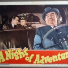 FC29 Night Of Adventure TOM CONWAY 1944 Lobby Card