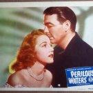 FF37 Perilous Waters AUDREY LONG Portrait Lobby Card