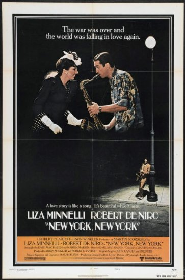 FG02 New York, New York LIZA MINNELLI One Sheet Poster