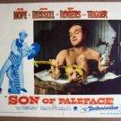 FI32 Son Of Paleface BOB HOPE (in bathtub) Lobby Card