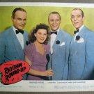 FL36 Rhythm Round-Up PIED PIPERS 1945 Lobby Card