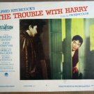 GJ49 Trouble With Harry SHIRLEY MacLAINE Lobby Card