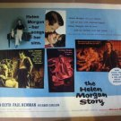 GM07 Helen Morgan Story PAUL NEWMAN Half Sheet Poster