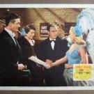 FV09 Dolly Sisters BETTY GRABLE/JOHN PAYNE Lobby Card