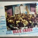 FY07 Blue Skies BING CROSBY/FRED ASTAIRE Lobby Card