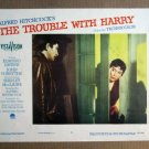 FS45 Trouble With Harry SHIRLEY MacLAINE Lobby Card