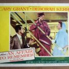 FZ01 Affair To Remember CARY GRANT/D KERR Lobby Card