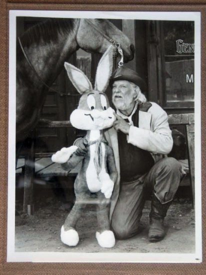 GG45 How Bugs Bunny Won West DENVER PYLE TV Press Still