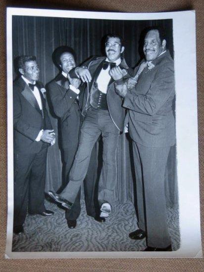 GH26 Black Atletes Hall Of Fame FLOYD PATERSON TV Still