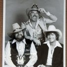 GG12 Kenny Rogers & Anerican Cowboy CBS TV Press Still
