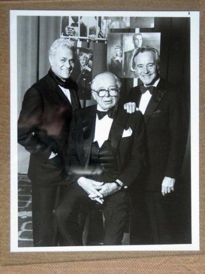 GA09 AFI Billy Wilder TONY CURTIS TV Publicity Still