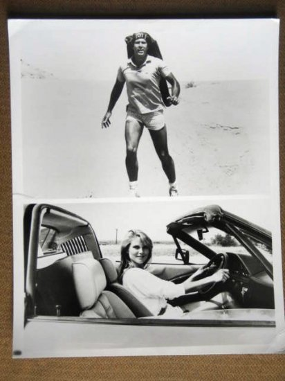 GB26 Lampoon's Vacation CHEVY CHASE TV Publicity Still