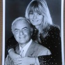 GG40 Leo & Liz HARVEY KORMAN/V PERRINE TV Press Still