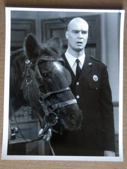GH25 Night Court RICHARD MOLL 1986 TV Press Still