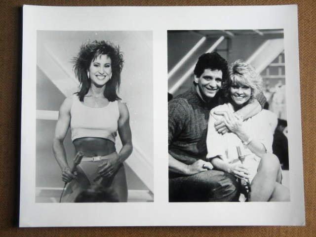 GB24 CATHY LEE CROSBY/ED MARINARO TV Publicity Still