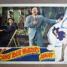 FQ37 Sing Your Worries BERT LAHR/BUDDY EPSEN Lobby Card