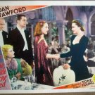GT08 Bride Wore Red JOAN CRAWFORD 1937 Lobby Card