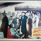 GV12 House Of Rothschild GEORGE ARLISS Lobby Card