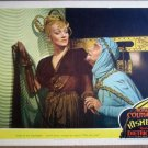 GV16 Kismet MARLENE DIETRICH/RONALD COLEMAN Lobby Card
