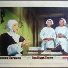 GV23 Nun's Story AUDREY HEPBURN 1959  Lobby Card