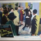 GX21 Once Upon A Time CARY GRANT/JANET BLAIR Lobby Card