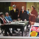 GY37 3 Little Words FRED ASTAIRE/RED SKELTON Lobby Card