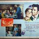 HB28 Yearling GREGORY PECK/JANE WYMAN Lobby Card