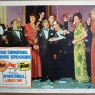 HD32 Stop! Look! Laugh! THE THREE STOOGES Lobby Card