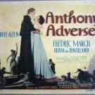 HG05 Anthony Advers OLIVIA DeHAVILLAND Title Lobby Card