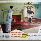 HG17 Mr. Blandings CARY GRANT/MYRNA LOY Lobby Card