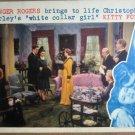 HJ15 Kitty Foyle GINGER ROGERS/DENNIS MORGAN Lobby Card