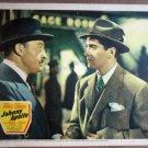 HM18 Johnny Apollo TYRONE POWER Portrait Lobby Card