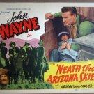 HM23 Neath Arizona Skies JOHN WAYNE Title Lobby Card