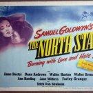 HN04 North Star FARLEY GRANGER/BAXTER Title Lobby Card