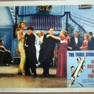 HF14 Have Rocket Will Travel THREE STOOGES Lobby Card